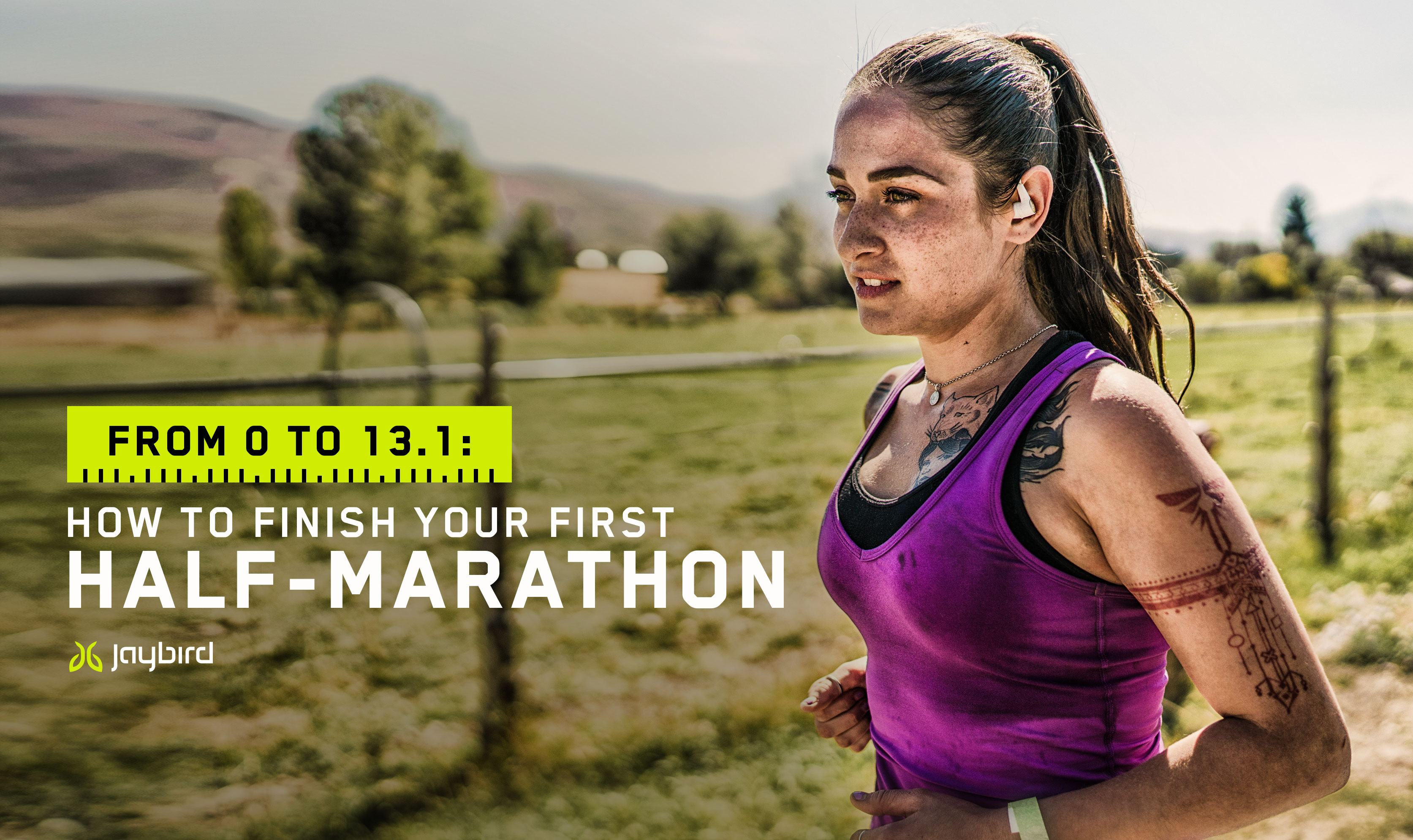 From 0 to 13.1: How to Finish Your First Half-Marathon
