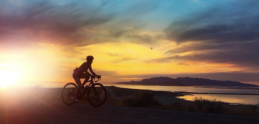 Caroline Gleich Biking 3