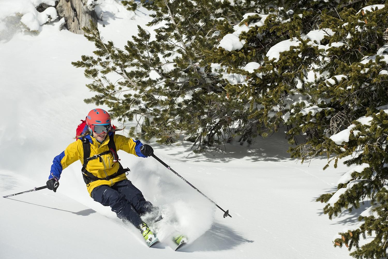Ski Mountaineer Caroline Gleich