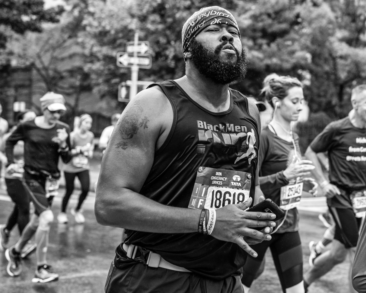 This Is Why I Run – Black Men Run