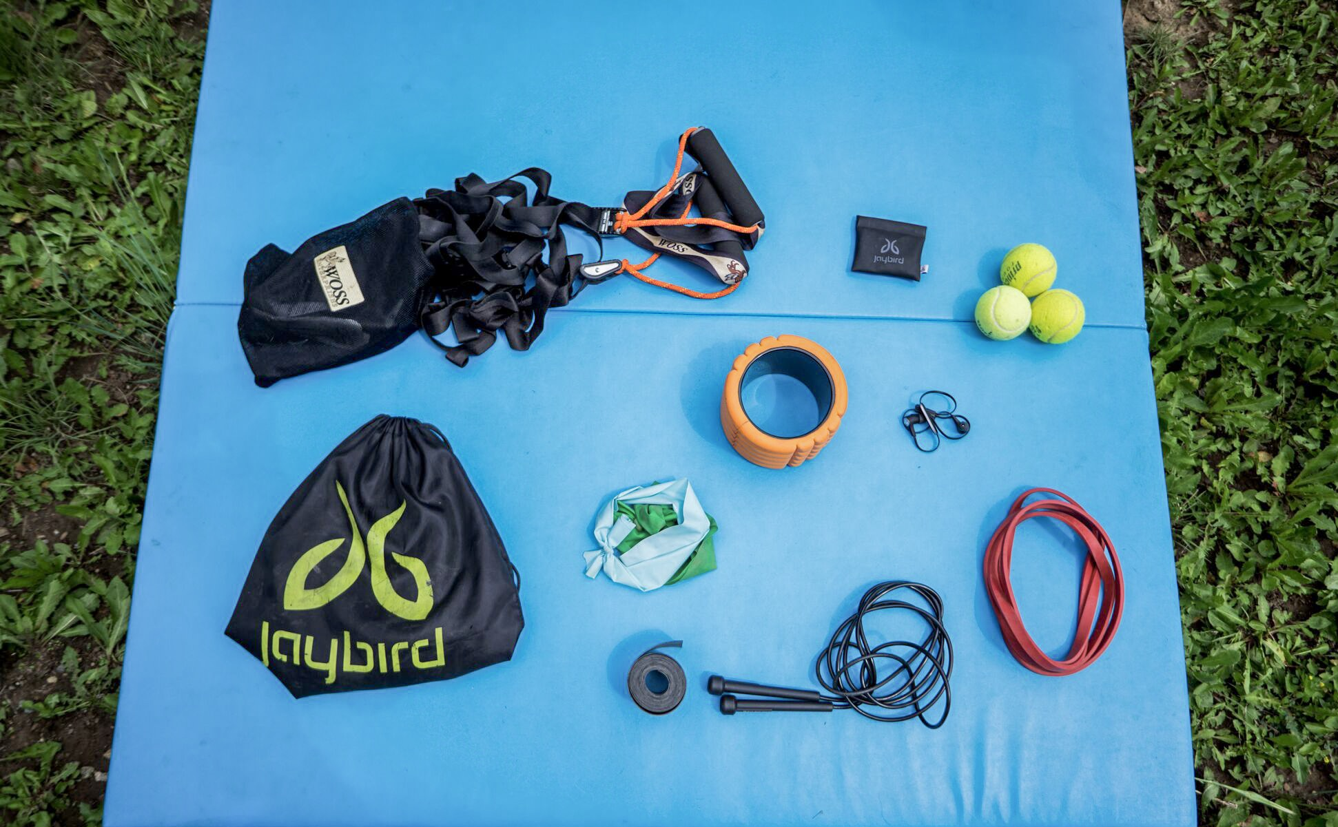 Fitness Hacks for Life on the Road