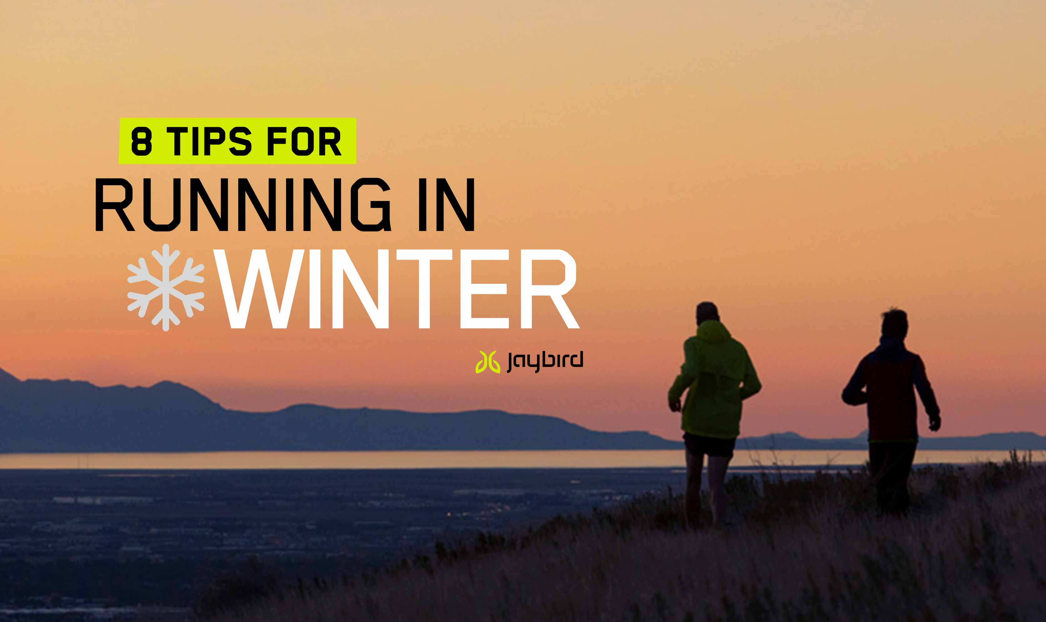 8 Tips for Running in Winter