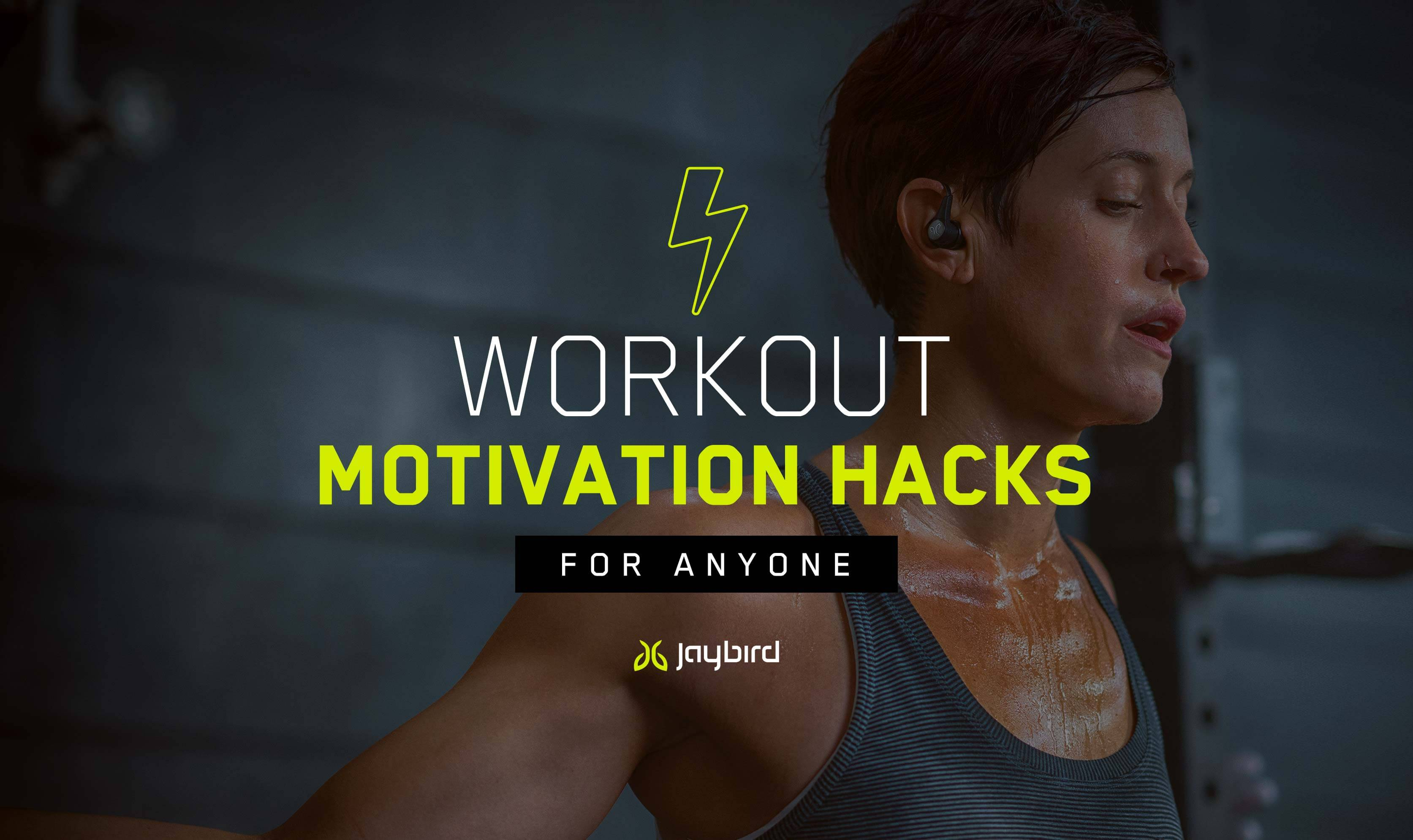 Workout Motivation Hacks for Anyone