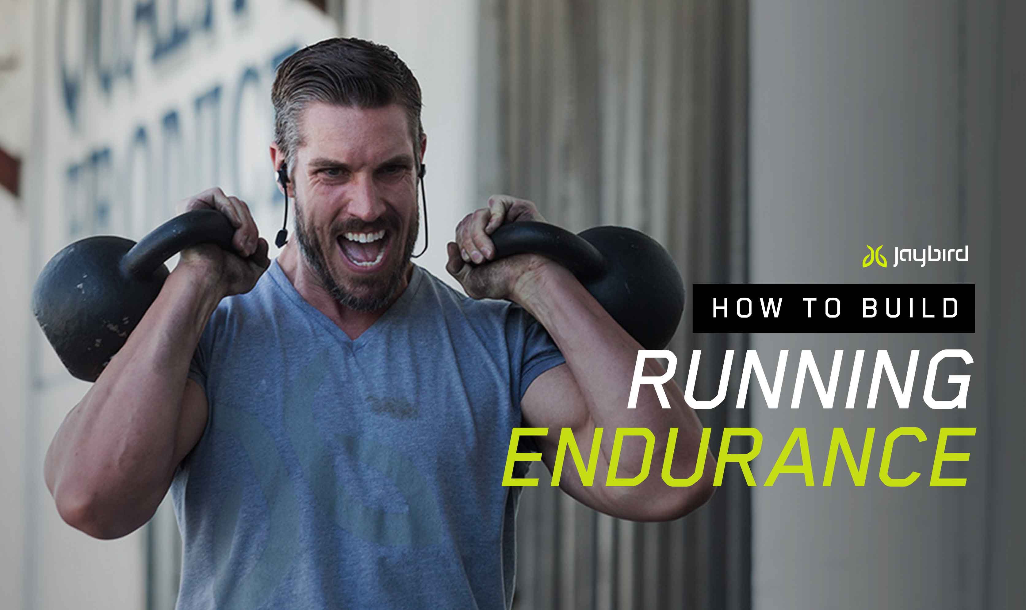 How to Build Running Endurance
