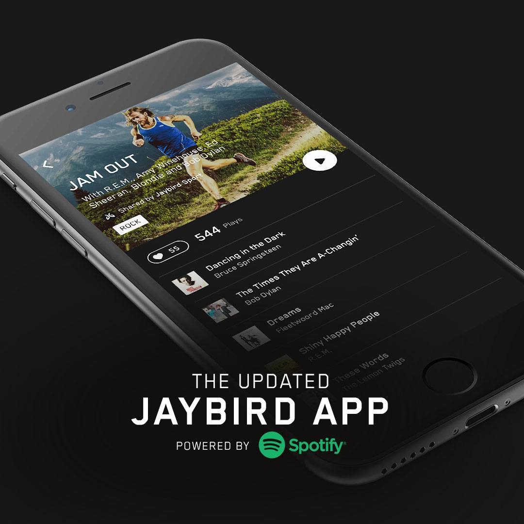 Update Your Jaybird MySound App For A Whole New Experience