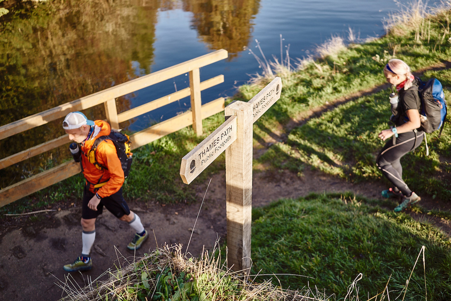 Taming the River Thames: What it's Like to Run 190 Miles in Three Days