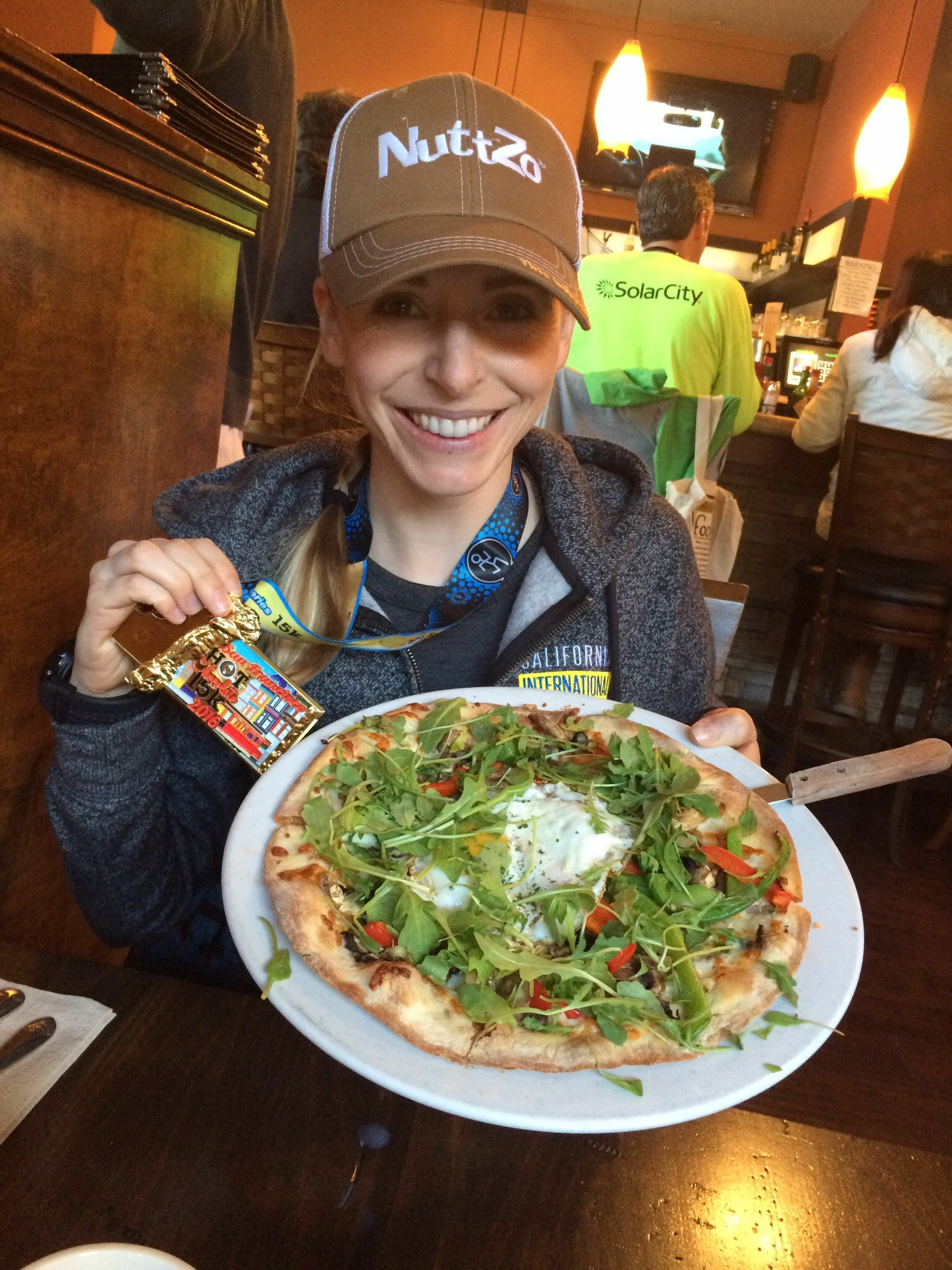 Long Distance Runner Jennifer Kyle Talks Food and Running
