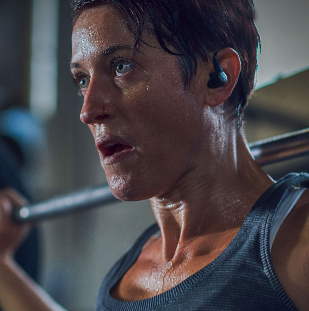 Jaybird X3 Bluetooth Earbuds Workout