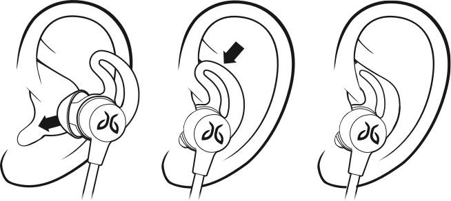 How Do I Setupfit My Tarah Earbuds