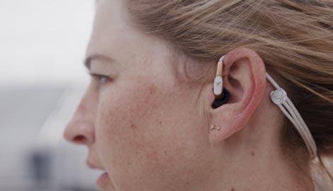 Jaybird Freedom Bluetooth Earbuds Over/Under Ear-Fit Video