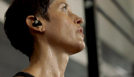 Jaybird X3 Bluetooth Sweat-proof App Video