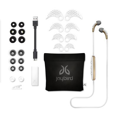 Jaybird Freedom Bluetooth Earbuds Gold 6