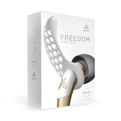 Jaybird Freedom Bluetooth Earbuds Gold 8