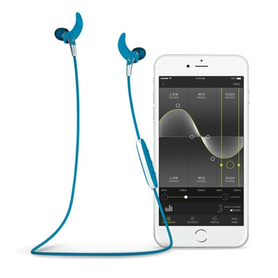 Jaybird Freedom Bluetoothイヤホン Ocean 4