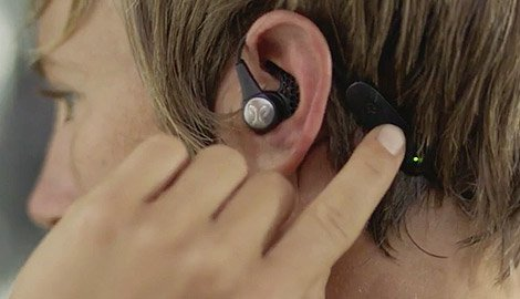 Jaybird X3 Bluetooth Earbuds Video Controls